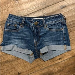 Bullhead Low Rise Short Sz 00